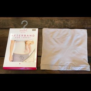 Afterband (bellyband) -size S/M